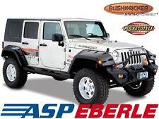Bushwacker Verbreiterung vorne 2-teilig 2/4 Türer  Jeep Wrangler JK 07-