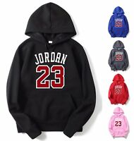 New Men's Michael Air Legend 23  Mens Hoodie Sweatshirts Sportswear Pullover