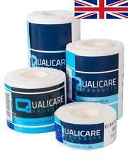 Bendaggio adesivo elastico qualicare | seleziona dimensione | UK Trusted Seller