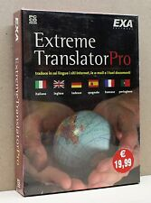 EXTREME TRANSLATOR PRO [traduttore ital.-ingl.-ted.-spagn.-franc.-portog]