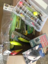 fishing lot saltwater mann's stretch 30, Striper/Rockfish Books Trolling