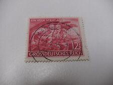"""Imperio alemán 1945 """"pueblo tormenta"""" mnr 908 completa. Magdeburg, de 22.02.1945"""
