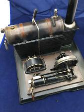Märklin Dampfmaschine mit Dynamo