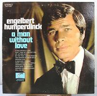 """12"""" 33 RPM STEREO LP - PAS-71022 - ENGELBERT HUMPERDINCK - A MAN WITHOUT LOVE"""