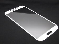 Front Outer Screen Glass Lens Replacement For Samsung Galaxy S4 i9500 White