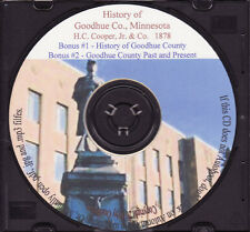Goodhue County Minnesota History + Bonus Books