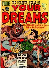 Strange World of Your Dreams #3 Photocopy Comic Book, Jack Kirby Art