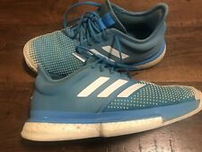 Adidas SoleCourt Boost Mens Tennis Shoes  Size 9