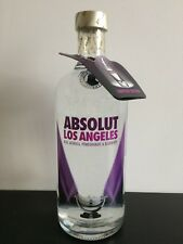 Absolut Vodka Los Angeles + TAG very rare FULL & SEALED