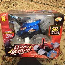 Flipo Toys Stunt Monster Radio Control Vehicle 4016 LED Lights 360 Degree Stunts
