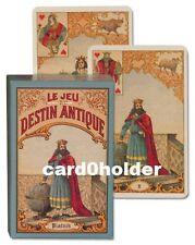 PIATNIK Le Jeu Destin Antique 194412 FORTUNE TELLING CARDS - FREE SHIPPING