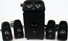 Logitech Z506 5.1 Surround Sound Speaker System - Excellent Condition