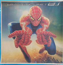 "Póster ""Spiderman"" Cartel Estilo Retro Vintage"