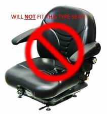 MAHINDRA TRACTOR SEAT COVER -BIG BACK REST