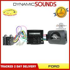 CTSFO003 Steering Wheel Stalk Adaptor For FORD Mondeo, Focus, S-Max, C-Max, Kuga