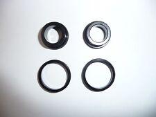 Novatec D771 15mm end cap kit for threaded hubs