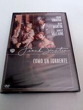 """DVD """"COMO UN TORRENTE"""" PRECINTADO SEALED VINCENTE MINNELLI FRANK SINATRA DEAN MA"""