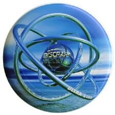 NEW DISCRAFT ULTRA-STAR FULL COLOR 175g ULTIMATE FRISBEE DISC - ORB