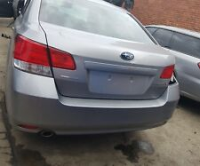SUBARU LIBERTY SEDAN 2009~2013 GENUINE BOOTLID COMPLETE