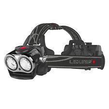 LED LENSER XEO19R Kopflampe Stirnlampe von Zweibrüder 7319-R schwarz
