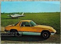 LOTUS ELAN SPRINT Sports Car Sales Leaflet c1970