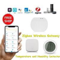 Ewelink ZigBee Smart Gateway Hub Home Bridge APP Remote Controller Wireless UK