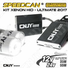 KIT CONVERSION XENON HID SPEEDCAN H8 6000K AC QUICKSTART CANBUS ODB 35W 12V