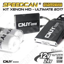 KIT CONVERSION XENON HID SPEEDCAN 9006 6000K AC QUICKSTART CANBUS ODB 55W 12V