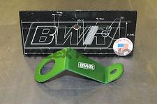 BLACKWORKS BWR RADIATOR STAY BRACKET 92-95 for HONDA CIVIC EG GREEN