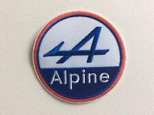A302 PATCH ECUSSON ALPINE RENAULT 8 CM