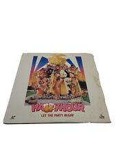 Happy Hour Laserdisc Rare HTF