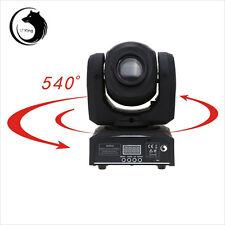 60W LED 8 Rotary Pattern Stage Lighting Head Moving DJ/Disco Par Wedding Light