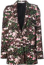 GIVENCHY Floral Print Blazer Jacket 36  US 4/6  UK 8/10 NWT $2.8K SALE!!!
