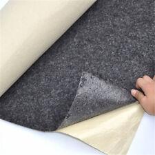 Speaker Black Felt Cloth Self-Adhesive Covering Car Woofer Fabric Hi-Fi 1m Wide