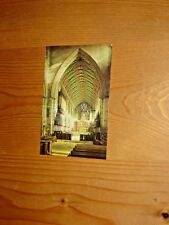 POSTCARD, ST. BOTOLPHS CHURCH, BOSTON (BOSTON STUMP) BOSTON LINCOLNSHIRE