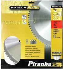Piranha 350mm x 30mm 96T Hi-Tech Plus TCT Circular Saw Blade Wood & Laminates