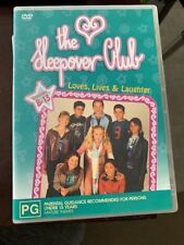 Sleepover Club #2 - Loves, Lives & Laughter (DVD, 2004) Episodes 8-13 Rare