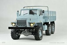 Cross-RC UC6 1/12 6X6 Military Off Road 6WD RC Tractor Kit Truck Crawler