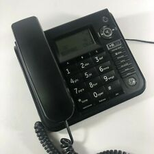 GE Corded Telephone With Digital Answering Machine - GE Model 29582FE1 Landline