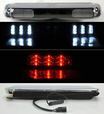 GMC Sierra 1500 2500 3500 99-06 Rear 3rd LED Brake Light Black