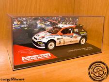 FORD FOCUS WRC CARLOS SAINZ 1:43 RAC RALLY 2002 #4