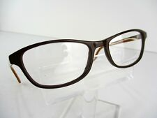 569e8a2fc8 PRODESIGN DENMARK 1724 (5032) Brown Dark Shiny 54 X 17 Eyeglass Frames