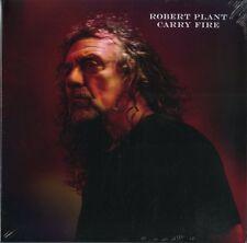PLANT ROBERT CARRY FIRE VINILE LP NUOVO SIGILLATO