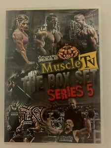 Max's Muscle TV - The Box Set Series 5 DVD