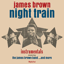 James Brown - Night Train (180g Red Vinyl LP) NEW/SEALED