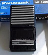 Panasonic RQ-2102 Slim Line Kassetten Recorder Stereoanlage Kassetten Player Neu