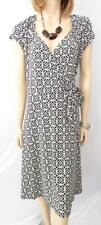 Designer JUMP Classic Polyester Cap Sleeve Sz M BUY ANY 5 ITEMS = FREE POST
