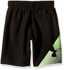 663cfe57c4 Under Armour Youth Boys Swim Trunks Lined Shorts Bathing Suit 4 4t