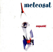 CD METEOSAT espunk! SPAIN 2000 INDIE POP
