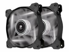 Corsair Air Series Af120 LED White Quiet Edition High Airflow 120mm Fan Dual